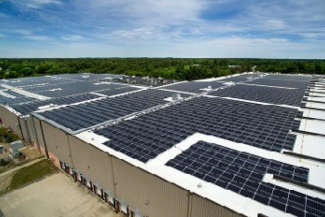 Attleboro School District Solar Rooftop