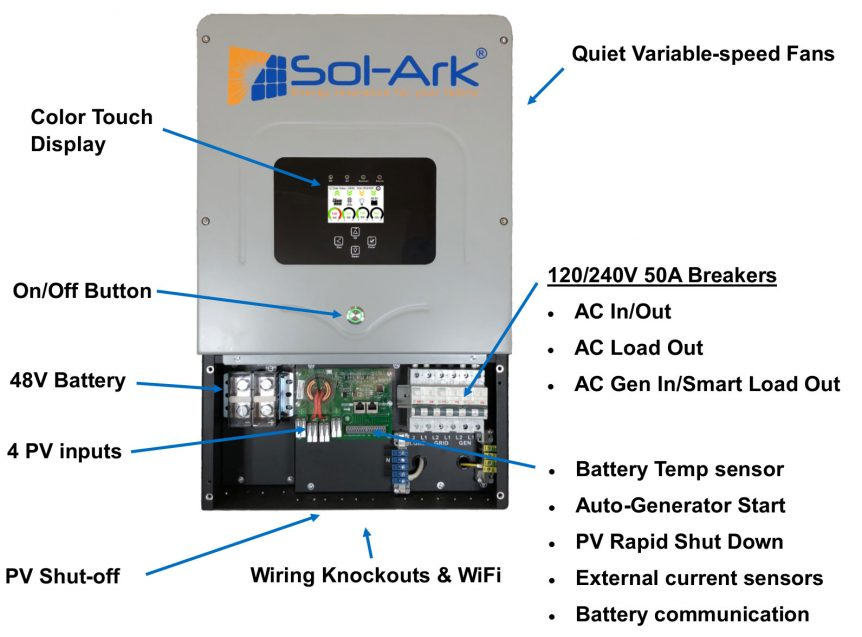 Sol-Ark Solar Generator